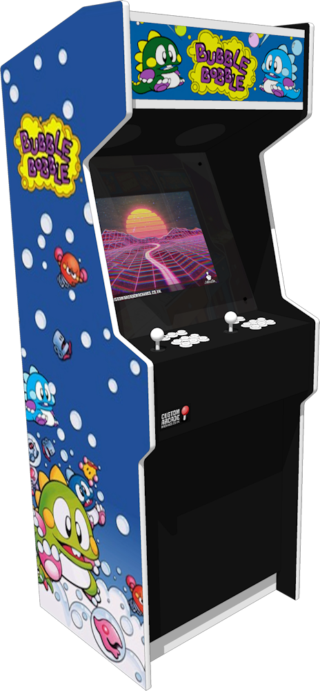5ae21ce0ed0 The Bubble Bobble Replica Multi Game Arcade Machine
