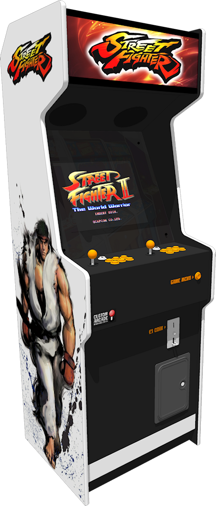 The Mark One ALPHA Pro Arcade Machine