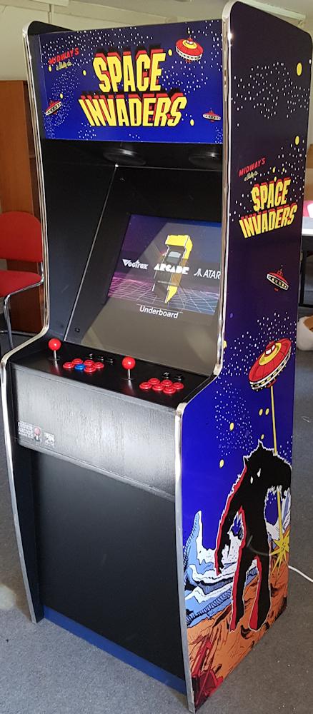 The Mark Eleven Arcade Machine