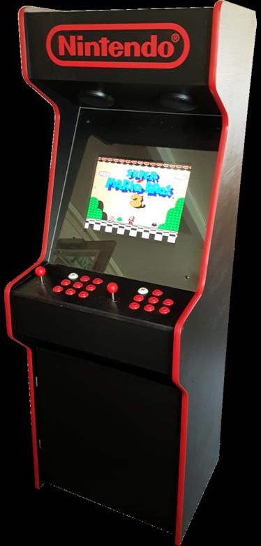 The Mark One Alpha Arcade Machine