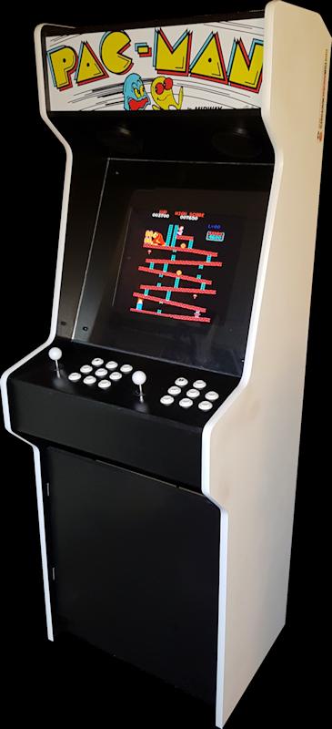 The Mark Five Arcade Machine