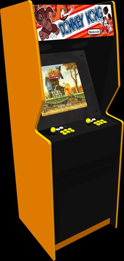 The Mark Six Arcade Machine