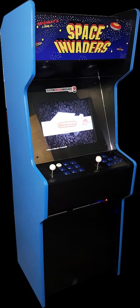 The Mark Seven Arcade Machine