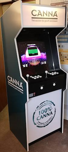 The Mark Ten Arcade Machine