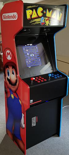 The Mark Eight Pro Arcade Machine